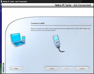 HowTo Install Nokia PC Suite For A DKU-5 Cable - no good at